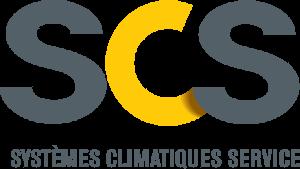 Logo SCS Systèmes Climatiques Service